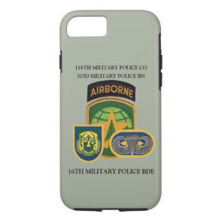 118TH MILITARY POLICE COMPANY CASE