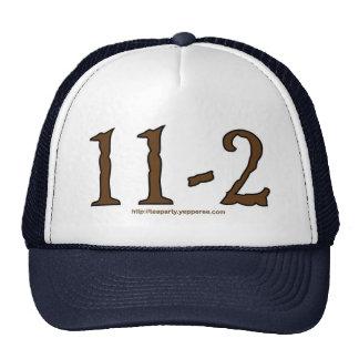 11-2 Cap Trucker Hat