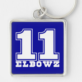 #11 Elbowz Keychain