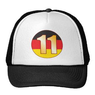 11 GERMANY Gold Cap