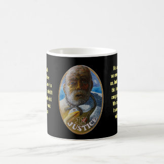 11. Justice - Sailor tarot Coffee Mug