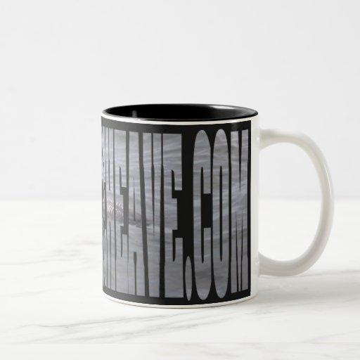 11 oz. Loon Two-Tone Coffee Mug