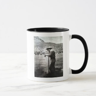 11 OZ Mug Duncan Reunion 2017. Black Handle