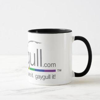11 oz or 15 oz Gaygull Coffee Mug