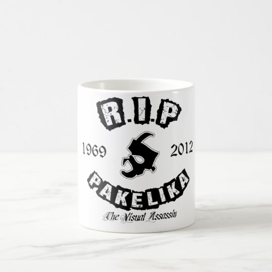 11 oz. Pakelika Tribute Mug