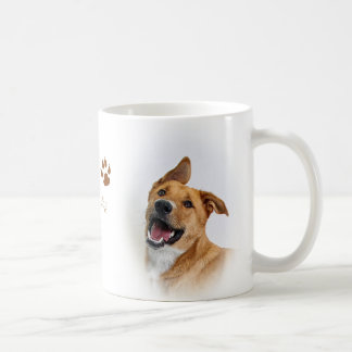 11 oz White Mug featuring Oscar