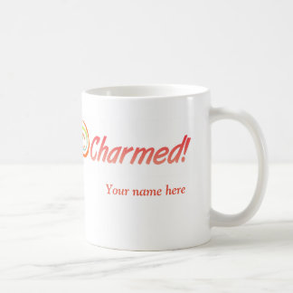 11-oz white mug for left-handed drinkers