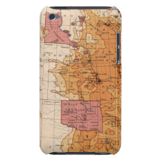 11 Population 1880 iPod Touch Case