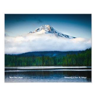 11 x 14 Mount Hood Oregon Photographic Print