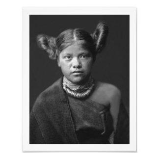 11 x 14 Print of Hopi Girl Photo Print