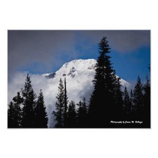11 x 16 Mount Hood, Oregon Photographic Print