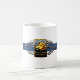11B 27th Infantry Regiment Classic White Coffee Mug