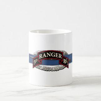 11B 75th Ranger 3rd Battalion Basic White Mug