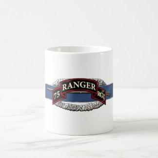 11B 75th Ranger Regiment Basic White Mug