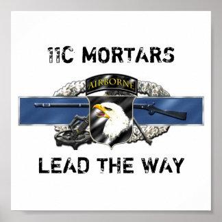 11C 101st Airborne Division Print