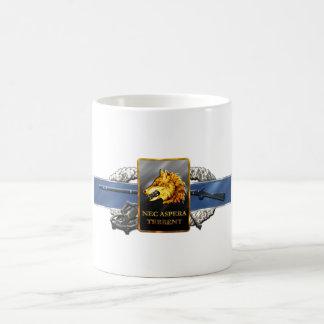 11C 27th Infantry Regiment Basic White Mug