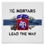 11C 82nd Airborne Division Posters