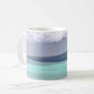 11oz classic mug of Twin Lakes Alaska