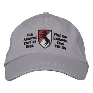 11th A.C.R. Blackhorse Patch Hat