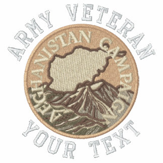 11th ACR Afghanistan Embroidered Shirts
