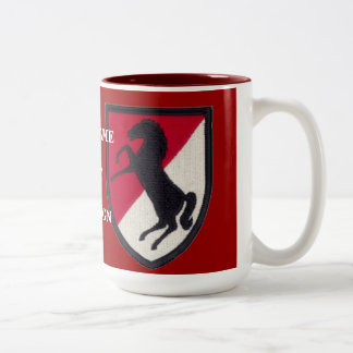"11th ACR ""Blackhorse"" Patch Mug"