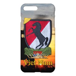 11th acr cavalry air cav vietnam nam war veterans iPhone 7 plus case