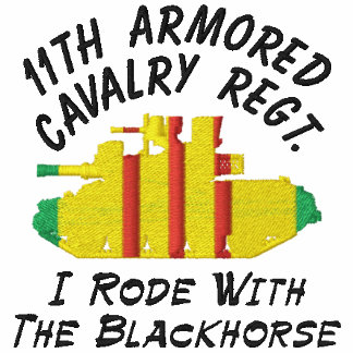 11th ACR M551 & Crossed Sabers Call-Sign Shirt
