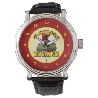 11th ACR Vietnam ACAV Wristwatches