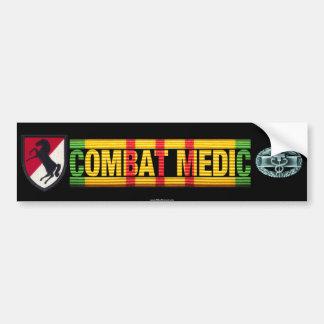 11th ACR Vietnam COMBAT MEDIC Sticker