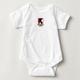11th acr WOT Clan Logo'd Baby Bodysuit