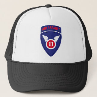 11th Air Assault Division Trucker Hat
