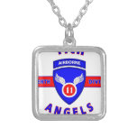 "11TH AIRBORNE DIVISION ""ANGELS"" CUSTOM JEWELRY"