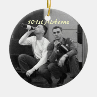 11th Airborne Division Christmas Ornament