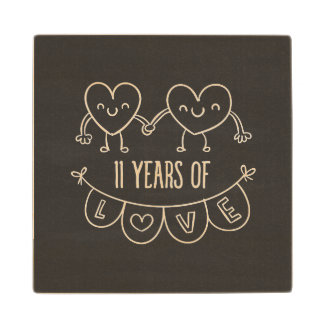 11th Wedding Anniversary Gift Ideas Uk : For 11th Wedding Anniversary Home Decor & Pets Products Zazzle.co.uk