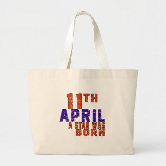 11th April a star was born Bag