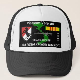 11th Armor Cavalry Regiment Vietnam Ball Caps