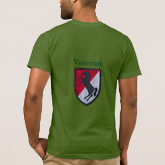 11th Armored Cavalry Regiment ACR OPFOR Fort Meade T-Shirt