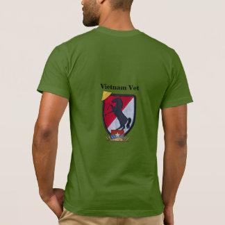 11th Armored Cavalry Regiment ACR Vietnam Nam Vets T-Shirt