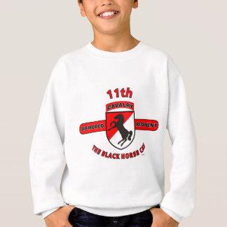 "11TH ARMORED CAVALRY REGIMENT ""BLACK HORSE CAV"" SWEATSHIRT"