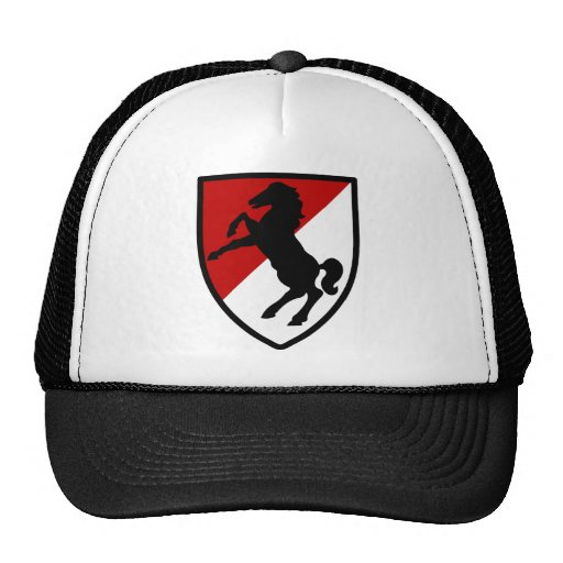 11th Armored Cavalry Regiment Trucker Hats