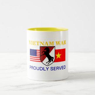 11TH ARMORED CAVALRY REGIMENT VIETNAM MUG