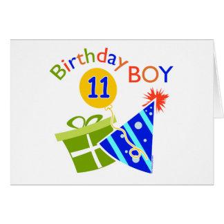 Happy Birthday 11 Year Old Cards Invitations