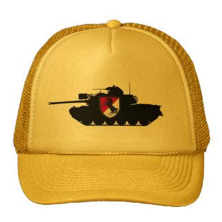 "11th Cavalry ""Blackhorse"" M48A3 Mesh-Back Hat"