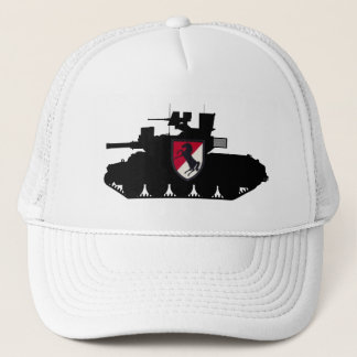 "11th Cavalry ""Blackhorse"" M551 Mesh-Back Hat"