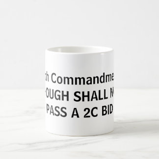 11TH COMMANDMENT -  MUG