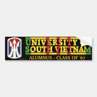 11th LIB - U of South Vietnam Alumnus Sticker