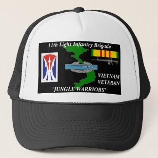 "11th Light Infantry Brigade""Jungle Warriors"" Caps"