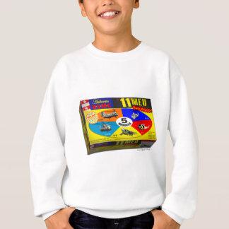 11th MEU Aircraft Model Box Sweatshirt