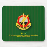 11th Psychological Operations Bn DUI Mouse Pad