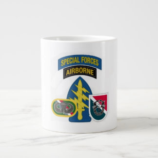 11TH SPECIAL FORCES GROUP JUMBO MUG
